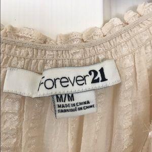 Forever 21 Tops - Forever 21 off shoulder top